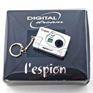 L'espion – Mini Camera Espion