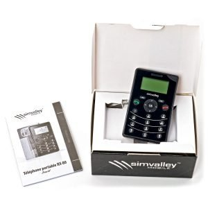 Simvalley MOBILE Mini-Handy « RX-80 Pico V.3 »