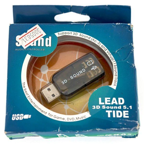 USB 3D Sound 5.1 Tide