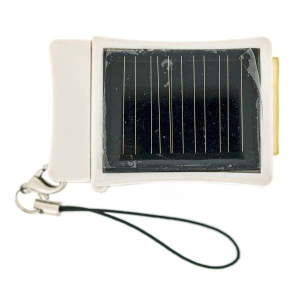 Chargeur solaire iPhone 1-4