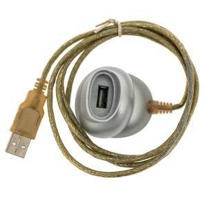 Prise USB avec socle