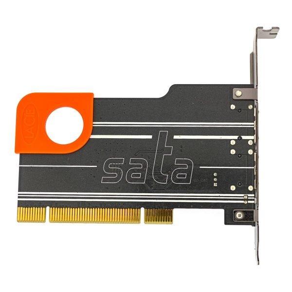 Carte SATA 2 prise pour MacPro