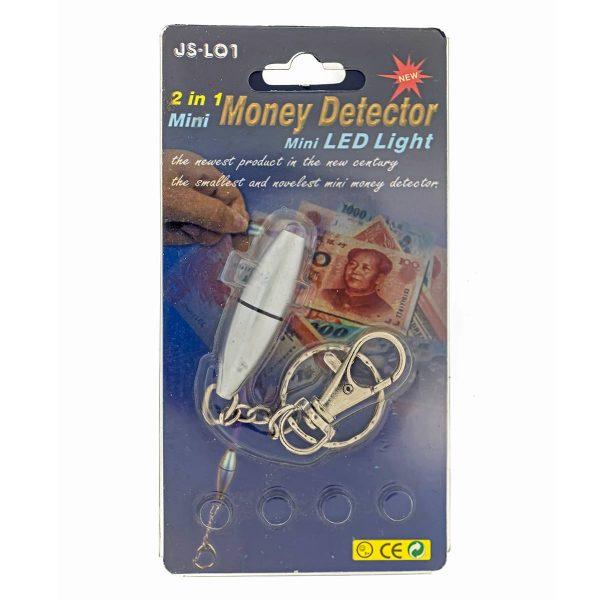 Money Detector 2 in 1 – Mini LED Light