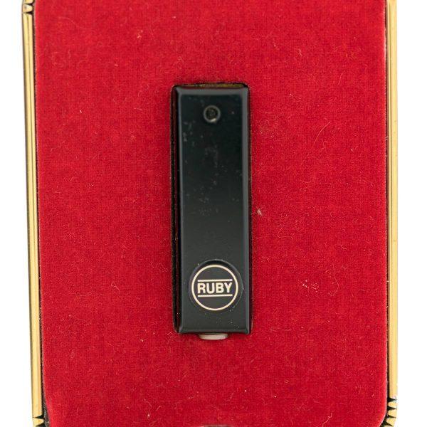 Micro Ruby espion onde courte