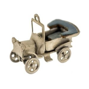 mini voiture porte-clés