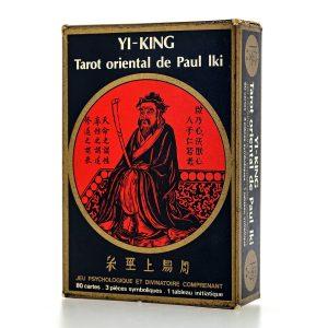 Yi-King Tarot Oriental de Paul Iki