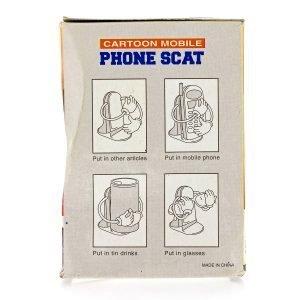 Cartoon Mobile Phone Scat