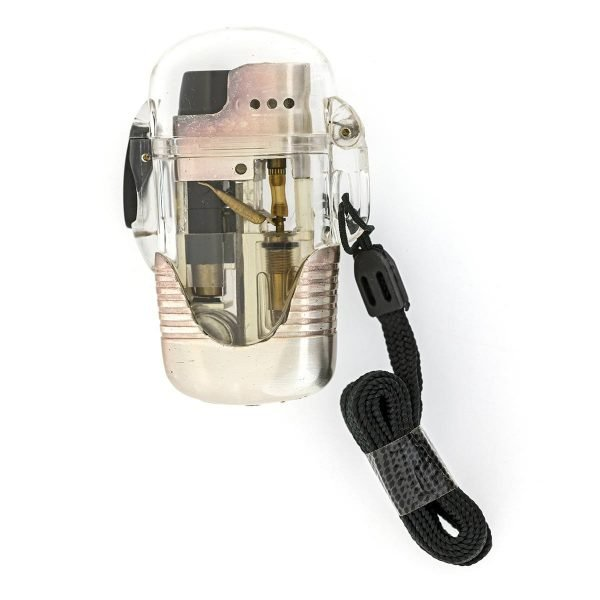 Briquet transparent Collector