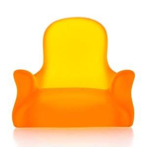 Chaise Orange pour Smartphone