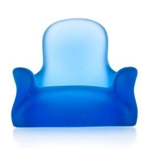 Chaise Bleu pour Smartphone