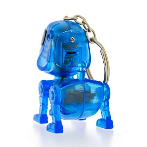 Aibo Bleu porte-clés électrique