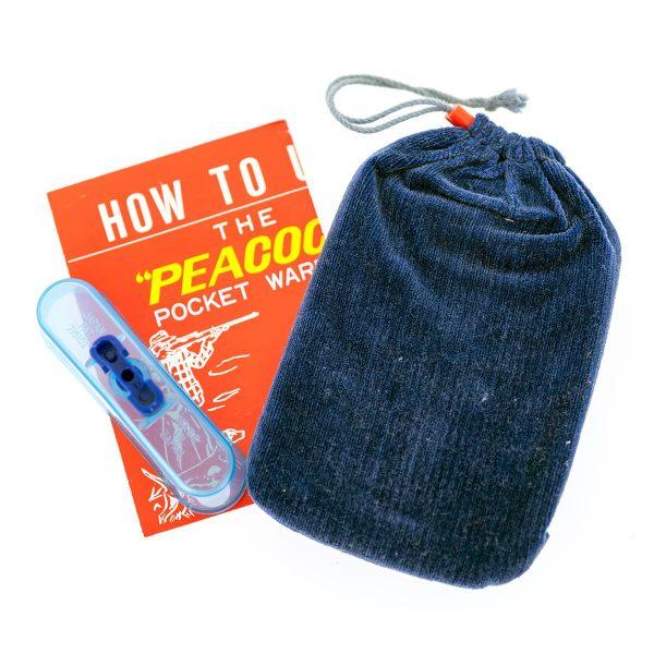 Peacock Pocket Warmer