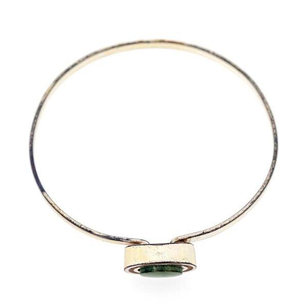 Bracelet Argent Opal