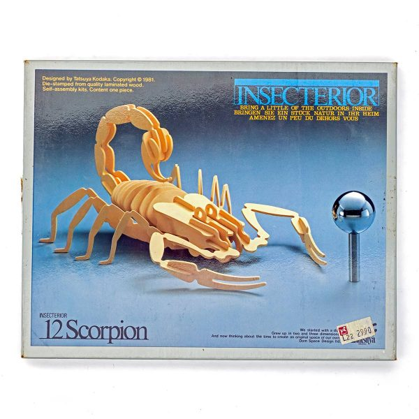 Insecterior Scorpion
