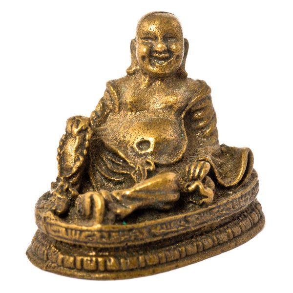 Statuette Happy Buddha
