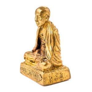Statuette Moine Thai