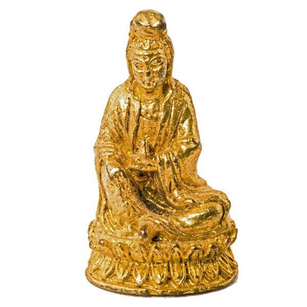 Statuette Femme Buddha
