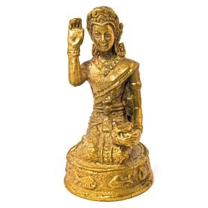 Statuette Femme Nang Kwak Thai pour attirer l'argent