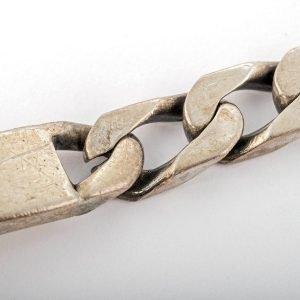 Bracelet en Argent massif