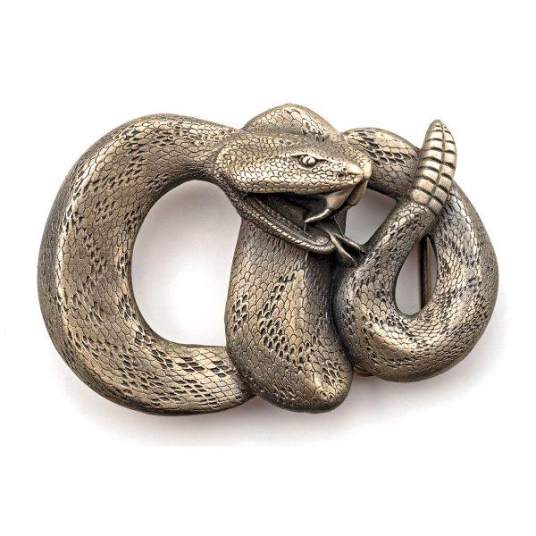 Ceinturon Rattlesnake 1962 – The great american buckle