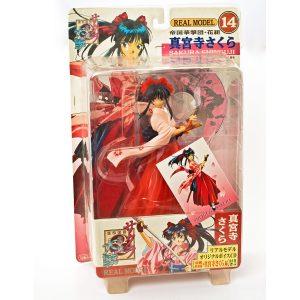 Statue Manga – Femme Robe Rouge