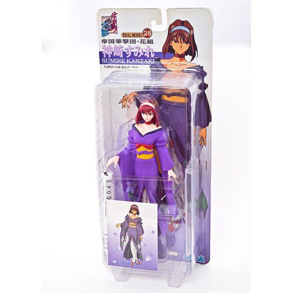 Statue Manga – Femme Violet
