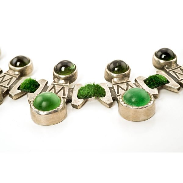 Collier Suédois artisanal