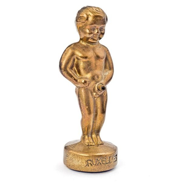 Petite statuette Manneken Pis