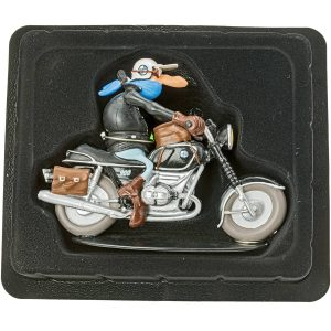 Joe Bar Team – Statuette – BMW R90/6 Raoul Toujourd N°4
