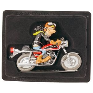 Joe Bar Team – Statuette – Tonio Melegas Morini 3.5