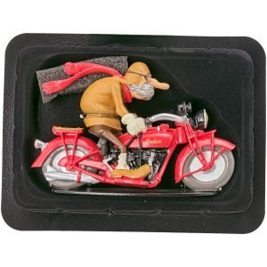 Joe Bar Team – Statuette – Moto Indian 600 SV