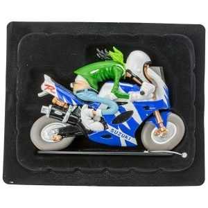 Joe Bar Team – Statuette – Suzuki 750 Jean Raoul Ducable N°26