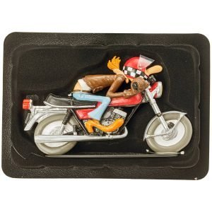 Joe Bar Team – Statuette – No.11 René Denlabule Yamaha 250RD