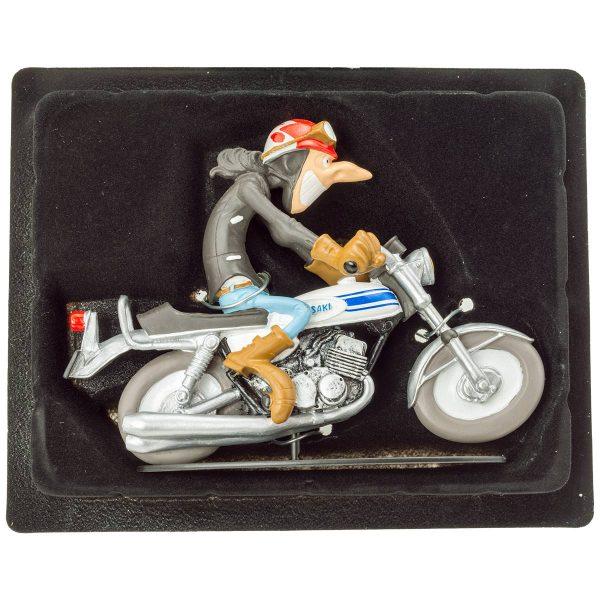 Joe Bar Team – Statuette – Kawasaki 500 H1 Jérémy Lasauce