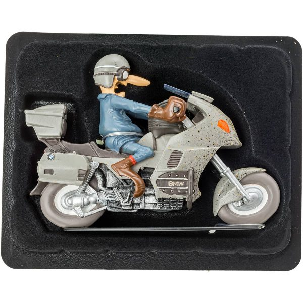 Joe Bar Team – Statuette – BMW K 1100 LUCAS TRAPLAT N°12