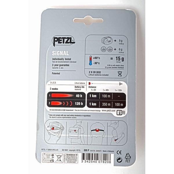 Petzl Signal