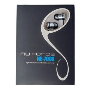 NuForce NE-700X Oreillette Connecteur Jack 3,5 mm