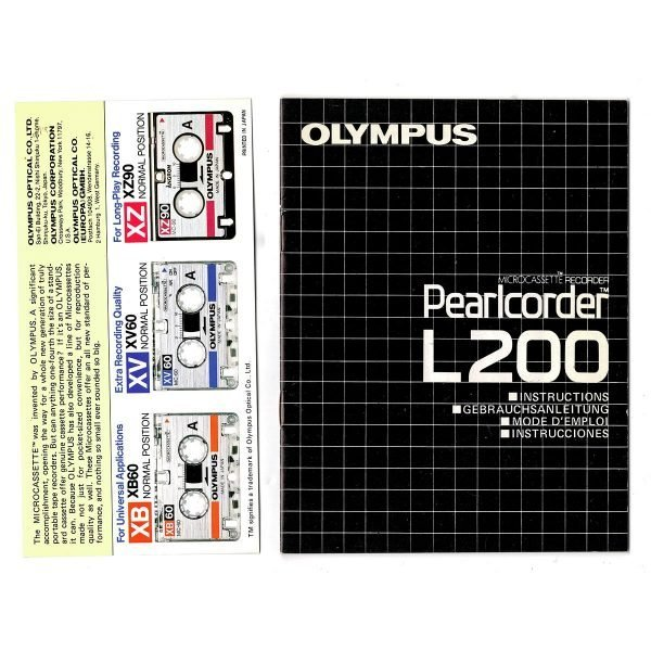 Panasonic-L200